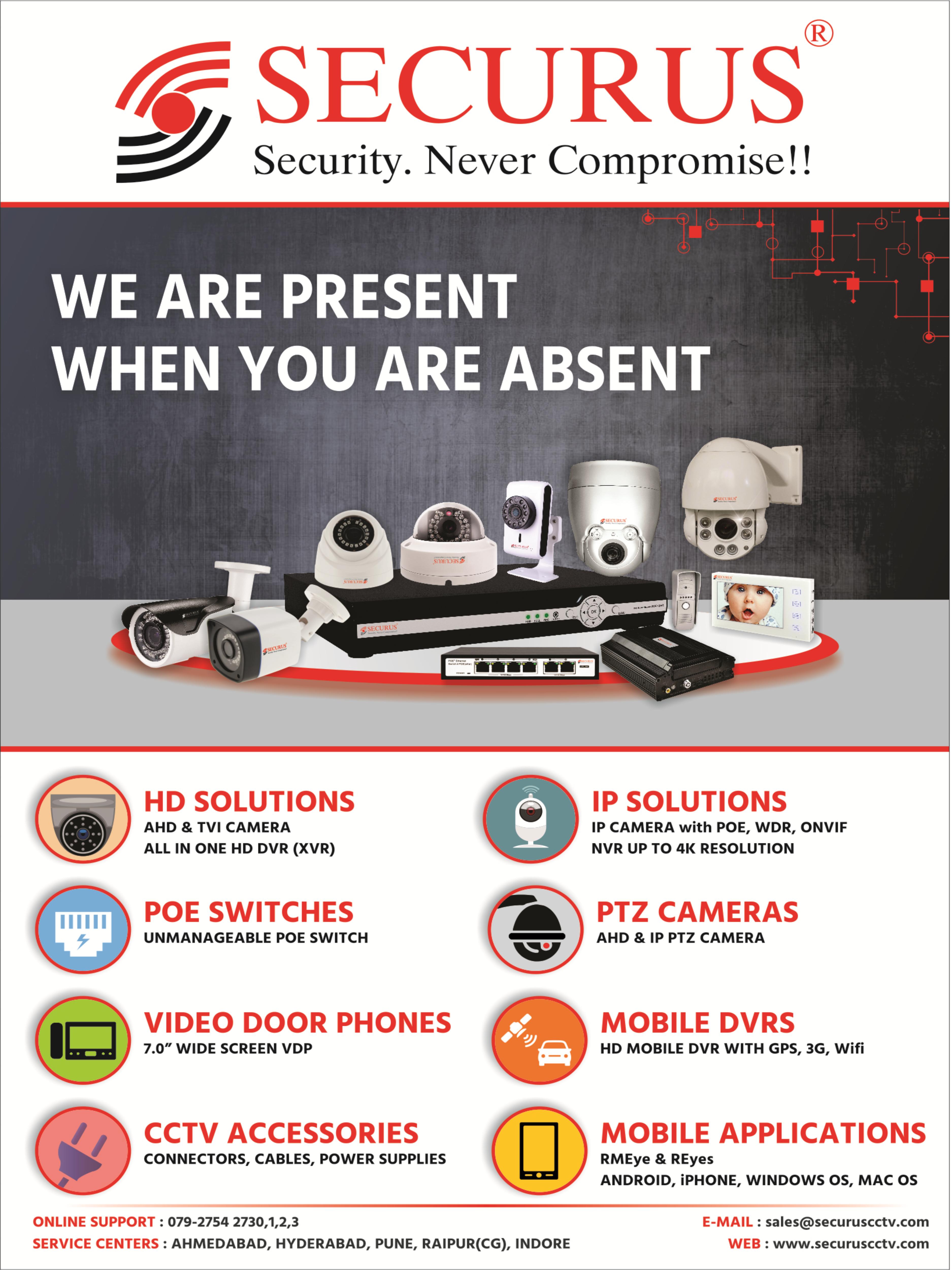 Securus CCTV